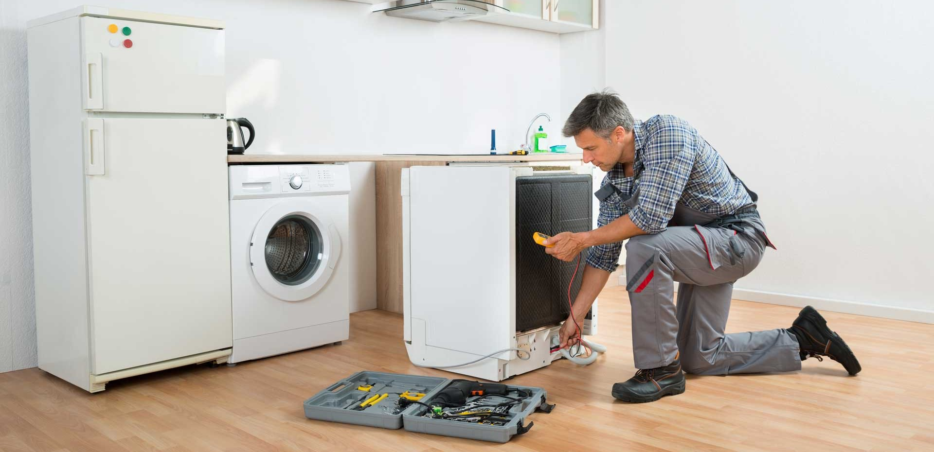 We offer best Appliance and HVAC Repair services